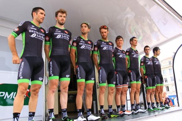 Equipe Bretagne (Foto JC Faucher)