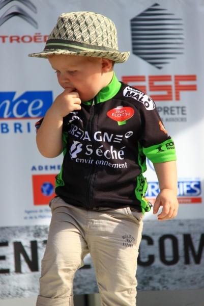 Bambino in maglia Bretagne (Foto JC Faucher)