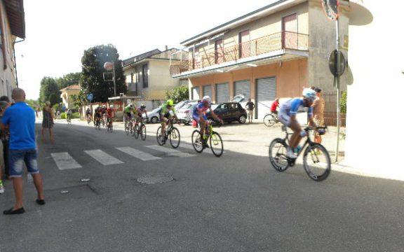Fase di gara a Soriano di Corbetta (Foto Nastasi)