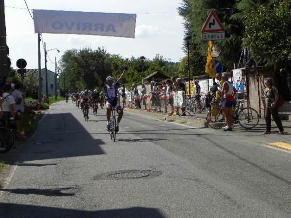 Gianluca Vezzoli vince gara Gentleman a Soriano di Corbetta (Foto Nastasi)