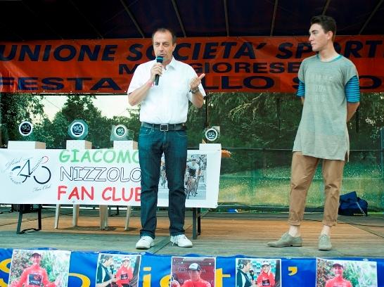 Alessandro Brambilla e Giacomo Nizzolo