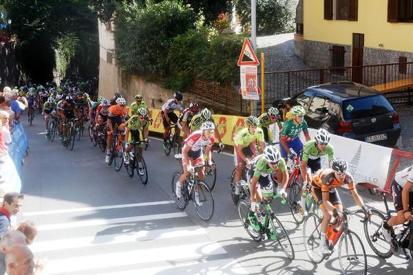 Un passaggio da Castelletto Cervo (Foto Pisoni)