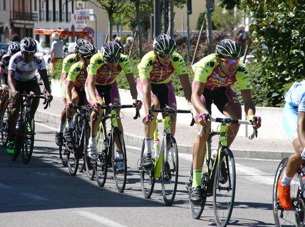Team Palazzago in azione (Foto Berry)