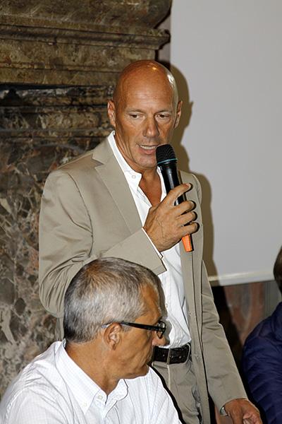 Giovanni Bettineschi, Organizzatore bergamasco (Foto Kia)