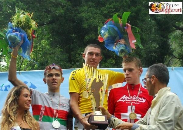 Podio  Trofeo Buffoni 2013 (Foto Possenti)