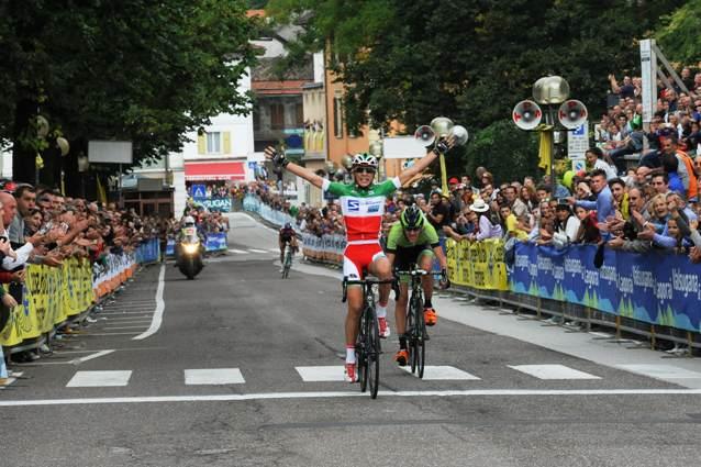 Andrea Bagioli vince la Coppa D'Oro (Foto Mosna Natascia G)