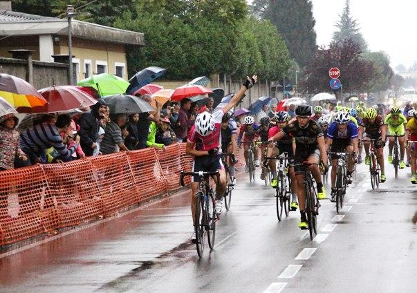 Vergobbi vince a San Giorgio (Foto Berry)