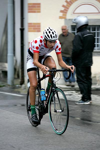 Belletta in azione (Foto Kia)