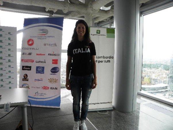 Elena Cecchini (Foto Nastasi)