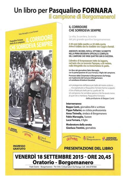 18.09.15 - PRESENTAZIONE LIBRO FORNARA