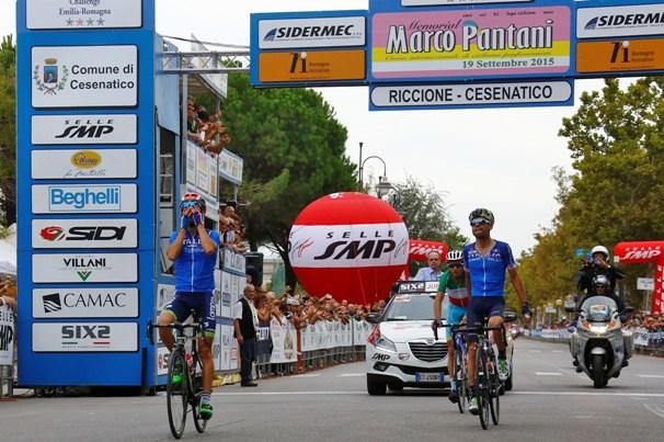 Memoria Marco Pantani 2015 - Riccione -Cesenatico 199.5 km - 19/09/2015 -   - foto Roberto Bettini/BettiniPhoto©2015