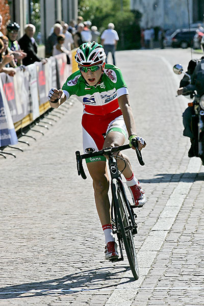 Andrea Bagioli vince a Costamasnaga (Foto Kia)