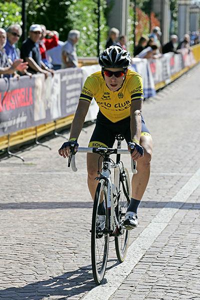 Luca Colnaghi 2^ classificato (Foto Kia)