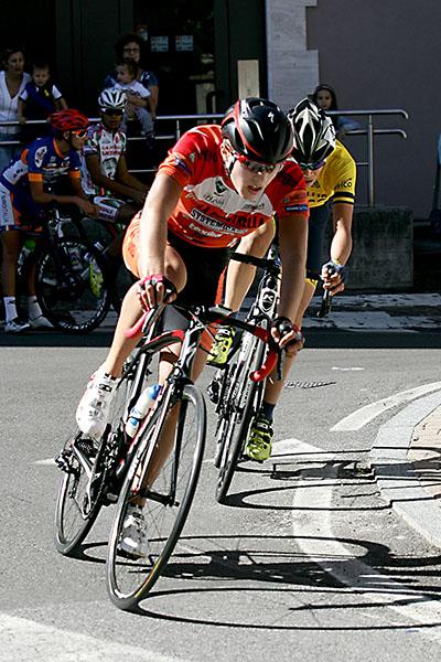 Marco Vergani in azione (Foto Kia)