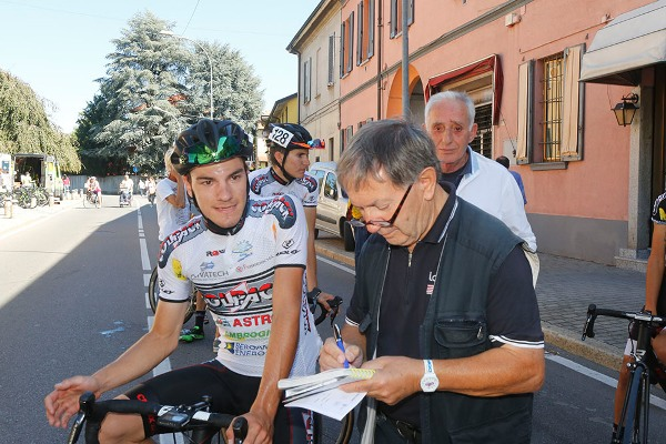 Bernardi intervista Attilio Viviani (Foto Pisoni)