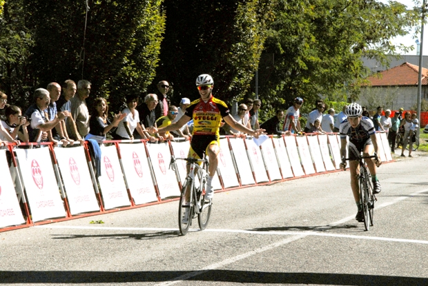 Gazzoli vince su Belletta a Gallarate (Foto Carlo Vaj)