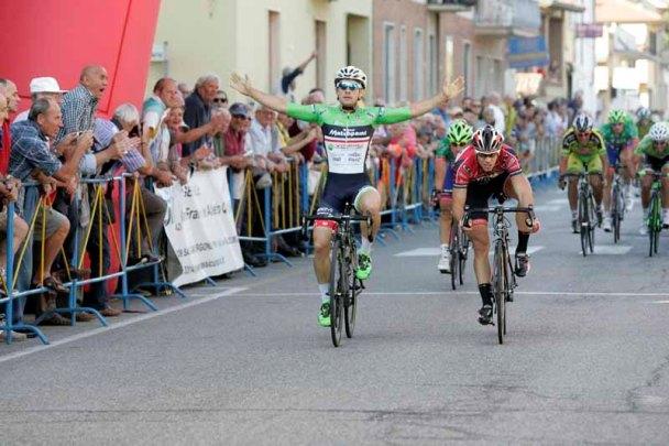 Mareczko vince 61^ GP Sannazzaro 2014  (Foto di Antonio Pisoni)