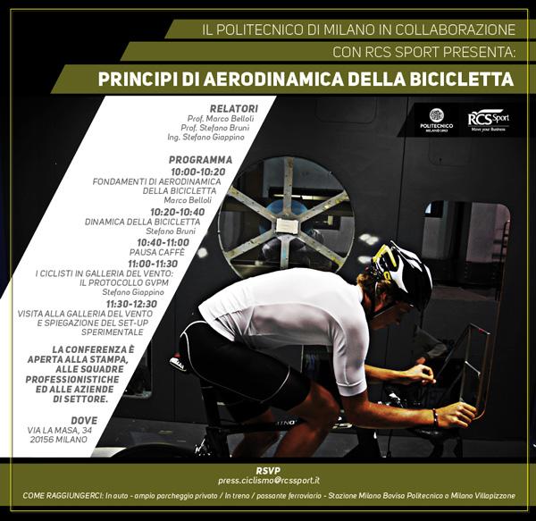 24.09.15 - Principi di Aerodinamica della Bicicletta