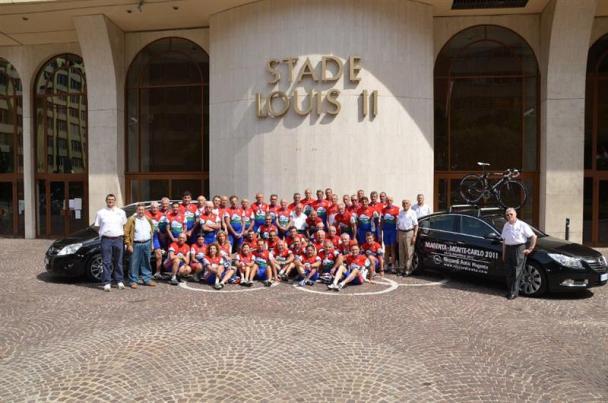 Team Cicli Chiodini-Magenta