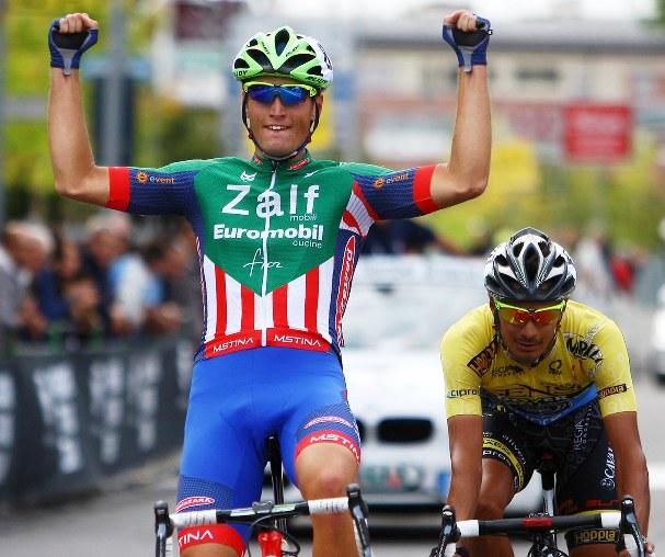 Nicola Toffali vince il Piccolo Giro dell'Emilia (Rodella)