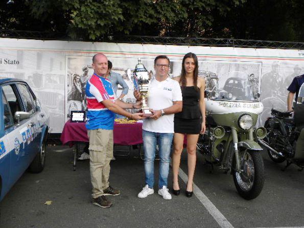 Ennesima premiazione per la Feralpi-Monteclarensa (Foto Nastasi)