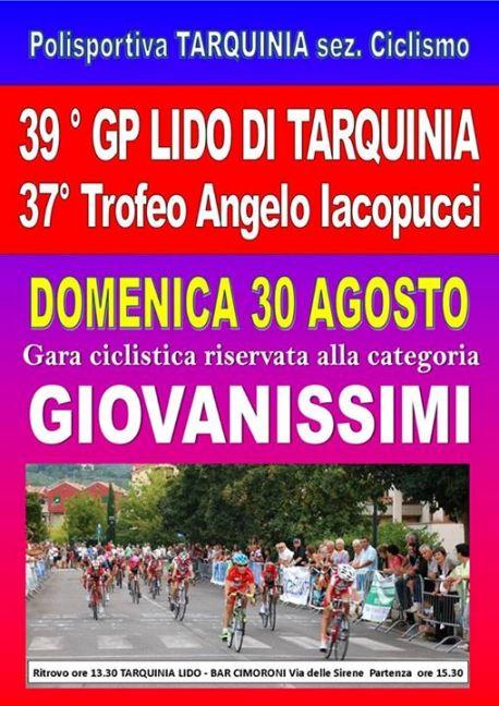 30.08.15 - Locandina Tarquinia