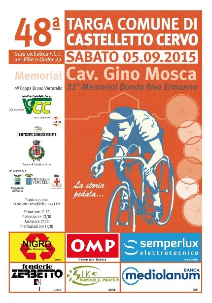 31.08.15 - LOCANDINA 48^ TARGA COMUNE DI CASTELLETTO CERVO