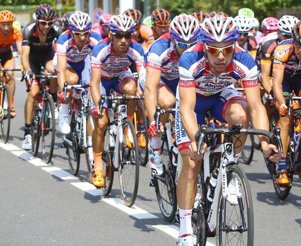 27/06/15 - Torino - Campionato Italiano di Ciclismo 2015 - Superga -  nella foto: Andrea Zordan (Androni) © Riccardo Scanferla
