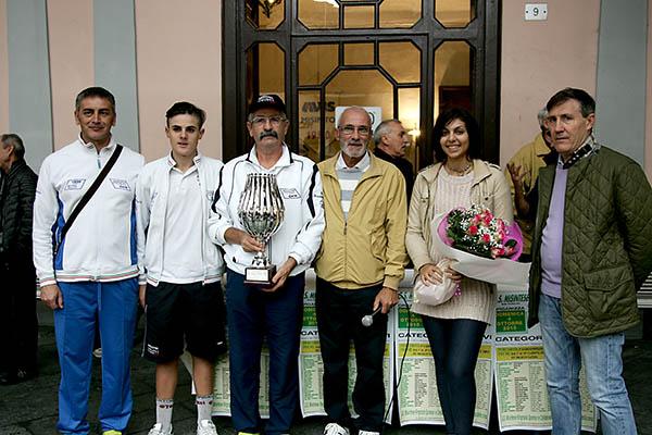 Premiazione Aspiratori Otelli (Foto Kia)