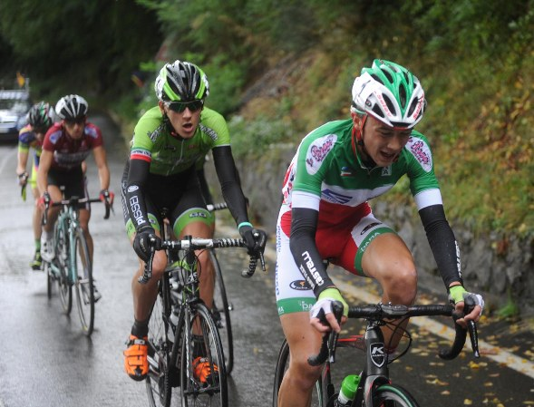 Bagioli e Zana sul Colle Gallo (Foto Rodella)