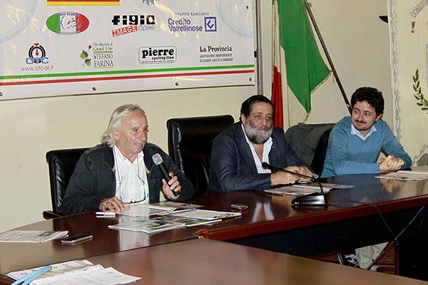 Franco Bettoni, presidente FCI-CP Como (Foto Ki)