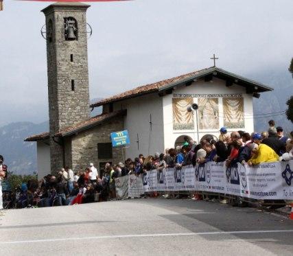Santuario Madonna del Ghisallo (Foto Kia Castelli)