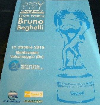 10.10.15 - LOCANDINA 20^ GP BRUNO BEGHELLI