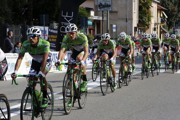 Carmelo Foti guida la Viris e il gruppo a Somma (Foto Pisoni)