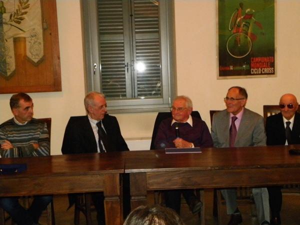 Da Marcelli Gianantonio ad Amerigo Severini (Foto Nastasi)