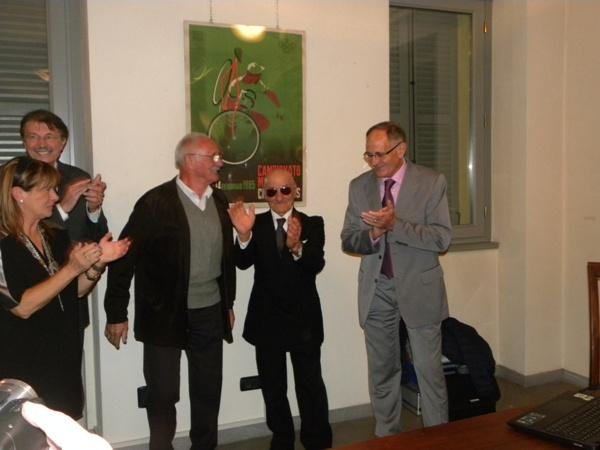 Da sx, Realini, Severini e Longo (Foto Nastasi)