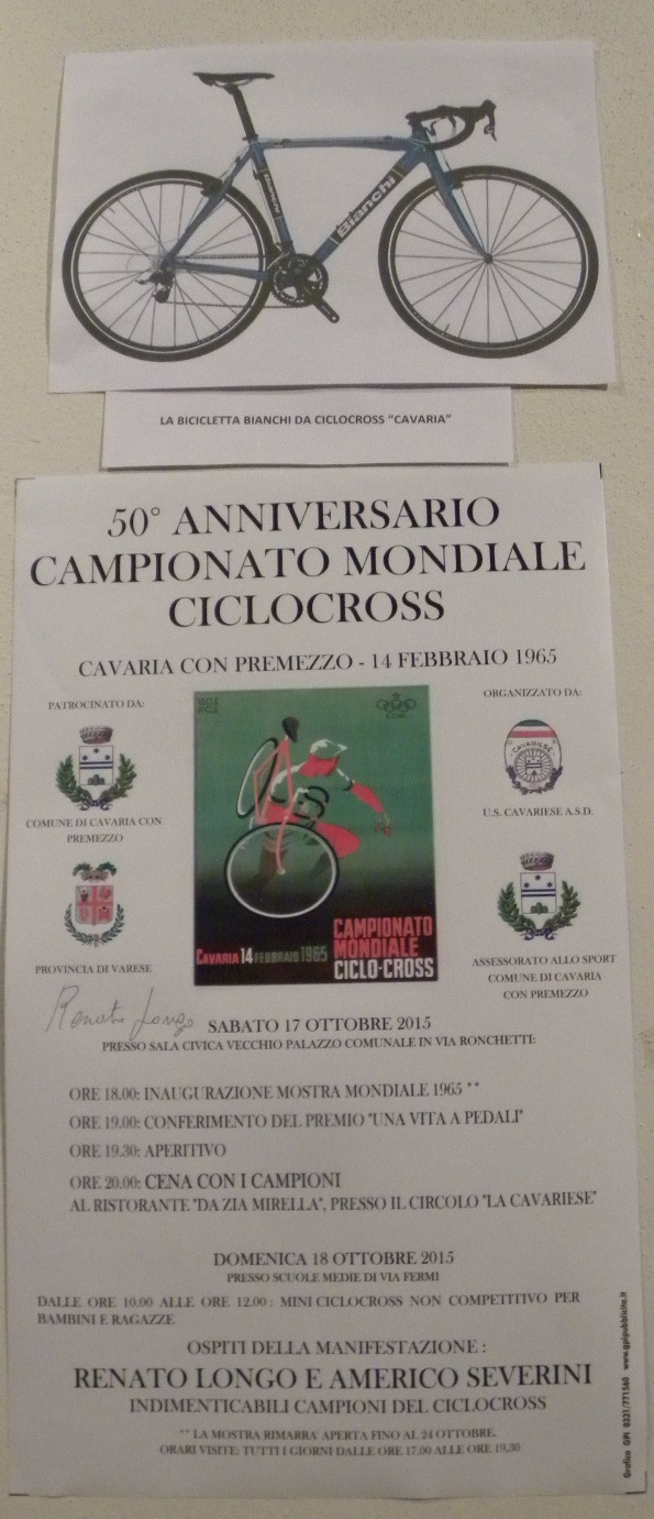 17.10.15 - Locandina ricordando Cavaria 1965