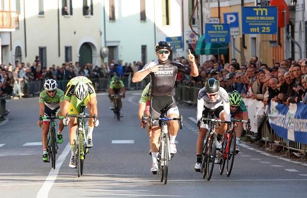 La vittoria di Kamberaj ad Acquanegras (Foto Pisoni)