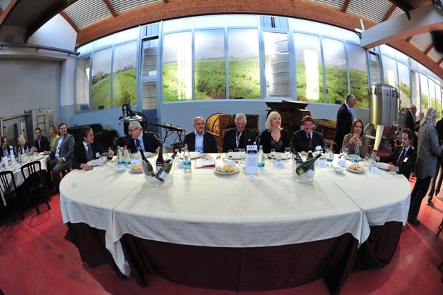 Tavolo Presidenza (Foto Soncini)
