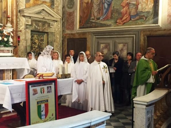 Altare del Santuario della Castellina