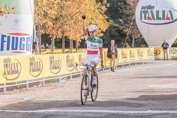 La vittoria di Alice Arzuffi (Foto Stefano Masi)