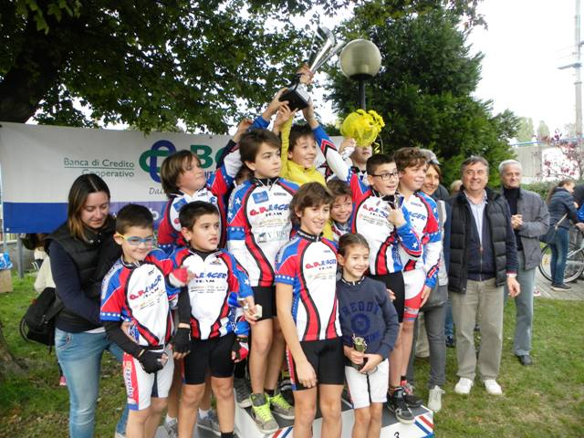 GP Racer Team - 1^ Squadra Classificata (Foto Nastasi)