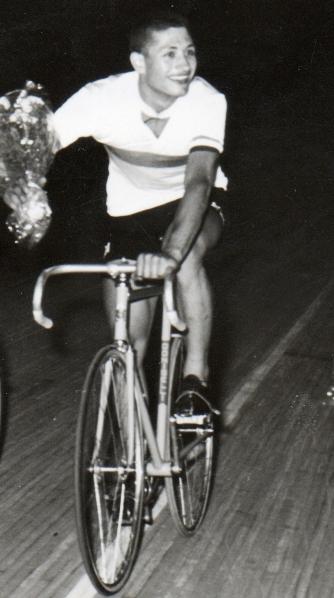 Marino Vigna (Foto anno 1960 prima del trionfo Olimpico)