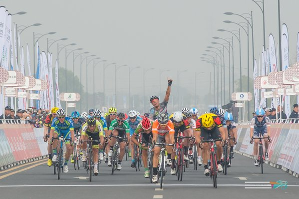 Jakub Mareczko vince la sesta tappa del Tour of Tahui