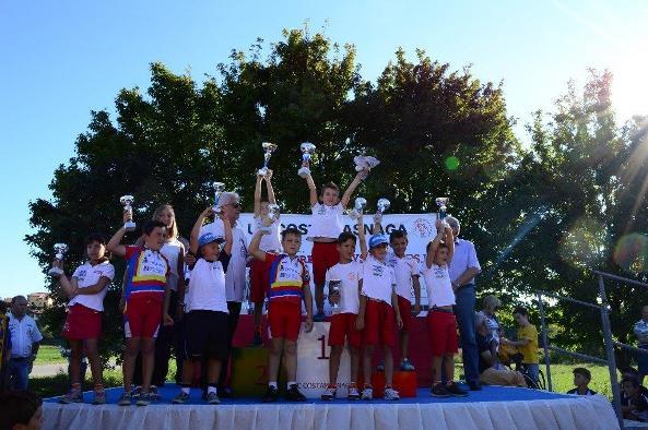 Premiazione Categoria G1 a Costamasnaga-1^ Trofeo Antonio Rossini (Collaborazione Antonino Caldarella)