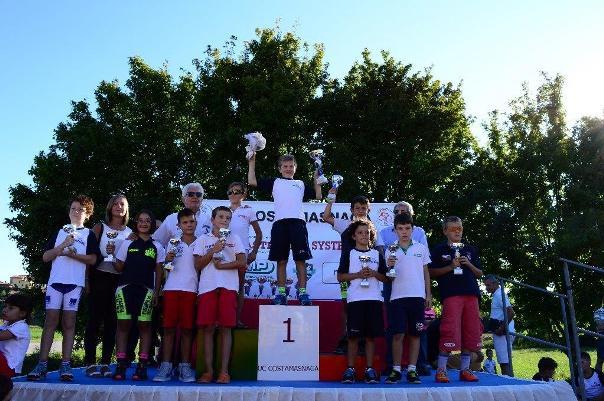 Premiazione cat. G3 - 1^ Trofeo Antonio Rossini (Collaborazione Antonino Caldarella)