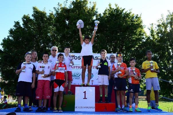 1^ Trofeo Antonio Rossini - Premiazioni G5 (Collaborazione Antonino Caldarella)