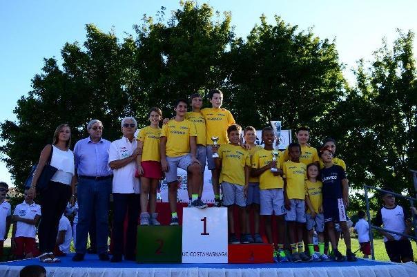 VC Sovico - 3^ nella classifica a punti 1^ Trofeo Antonio Rossini (Collaborazione Antonino Caldarella)