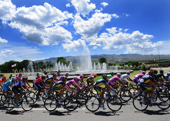 Fase di Gara 2015 Tour de San Luis