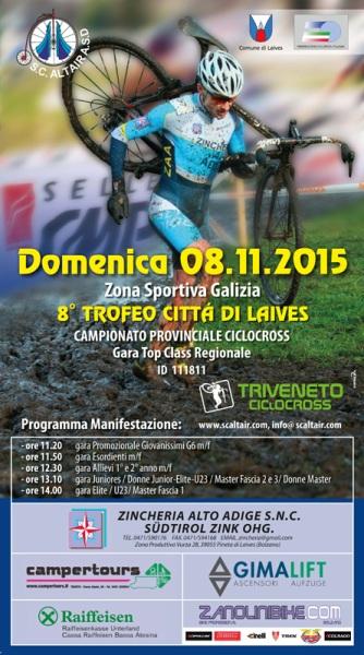 06.11.15 - Lodandina 8^ Trofeo Citta^ di Laives
